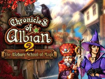 Chronicles of Albian 2:  The Wizbury School of Magic Free Game