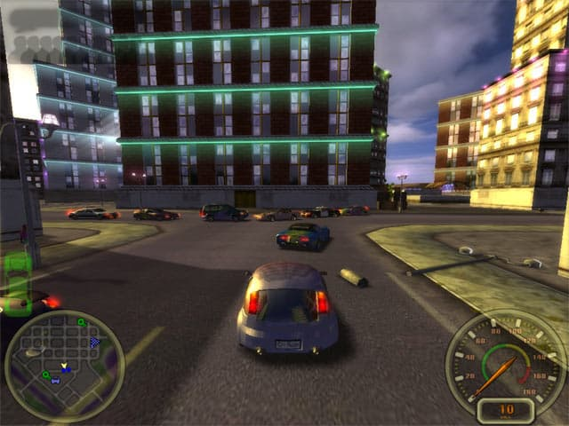 City Racing PC Free Game