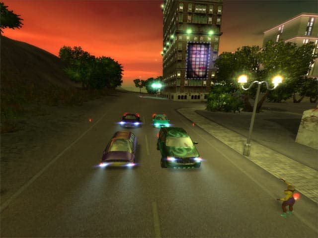 City Racing Free PC Game Screenshot