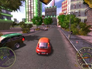 City Racing Free Game