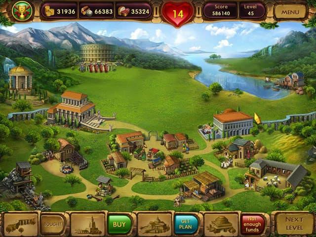 Cradle of Rome 2 Screenshot 1