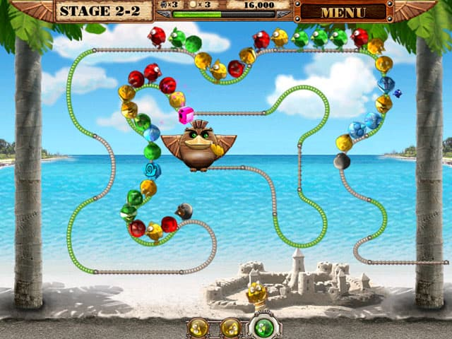 Crazy Birds Free PC Game Screenshot