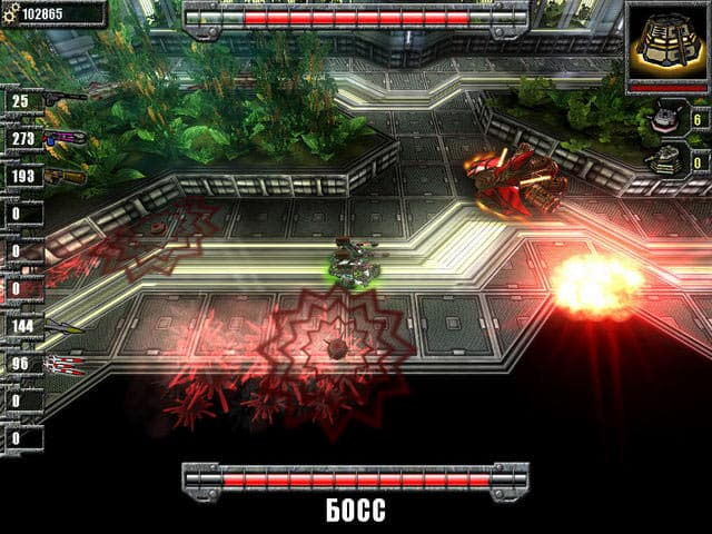 Critical Damage Free PC Game Screenshot