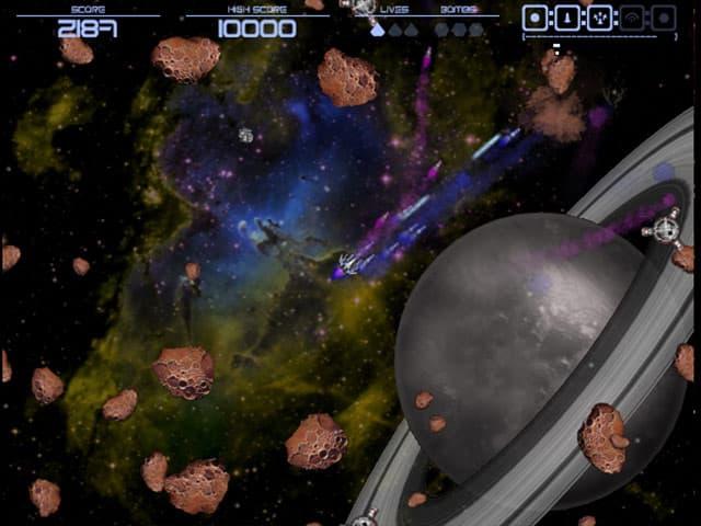 Dark Matter Screenshot 1