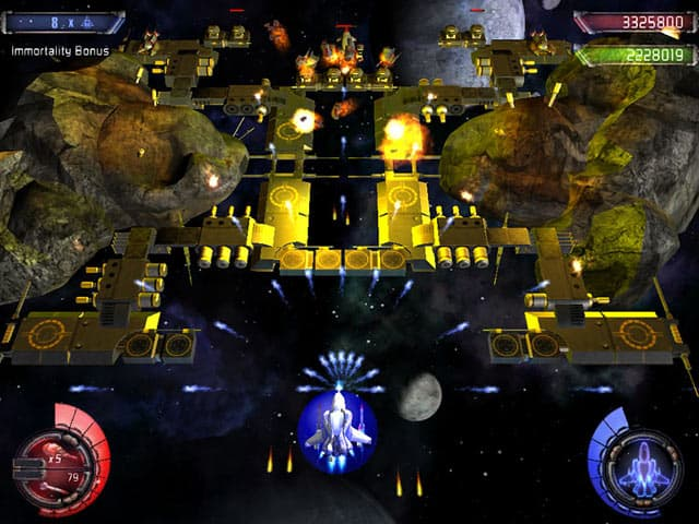 Deadly Stars Free PC Game Screenshot