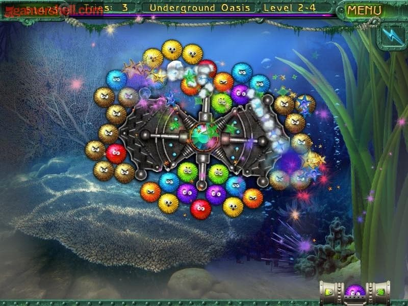 Deepica Free PC Game Screenshot