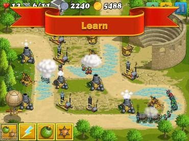 Defense of Greece Free Game