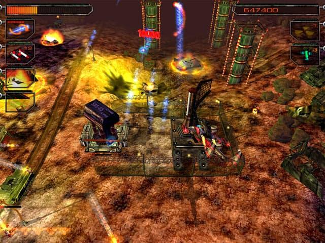 Desert Hawk Screenshot