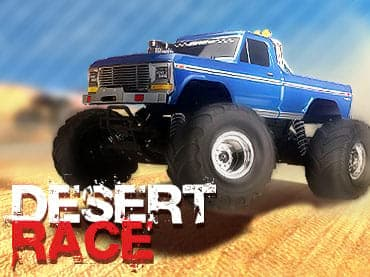 Desert Race Free Games