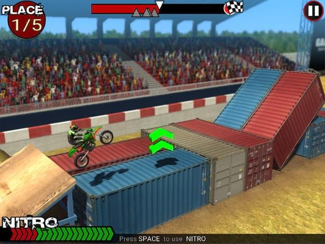 Dirt Bike Extreme Screenshot 2