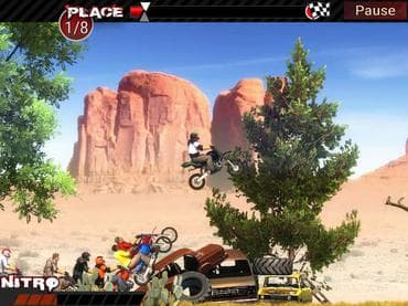 Dirt Bikes Super Racing Free Game