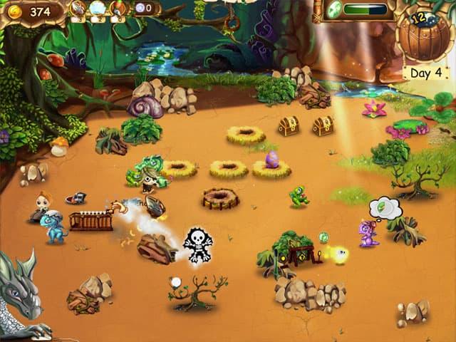 Dragon Keeper 2 Free PC Game Screenshot