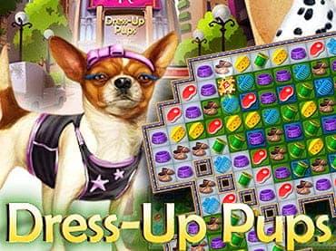 Dress-up Pups Free Game