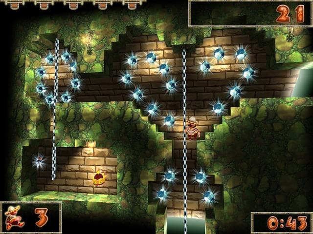 Dungeon Raider Free PC Game Screenshot