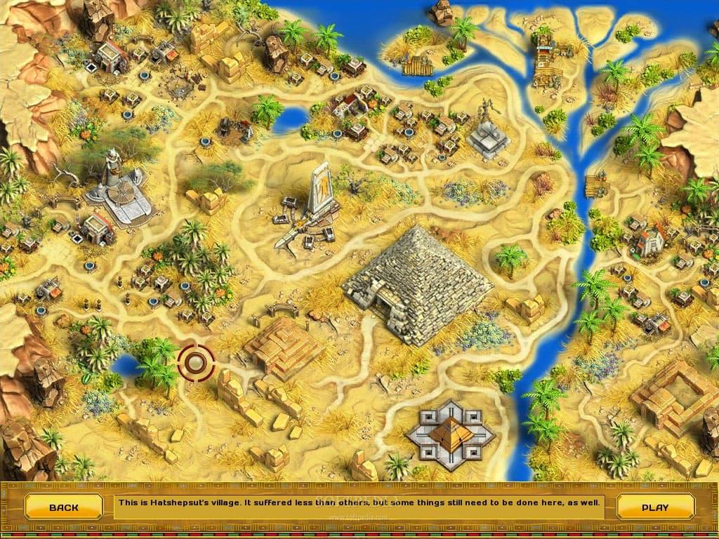 Egypt: Secret of Five Gods Screenshot 1