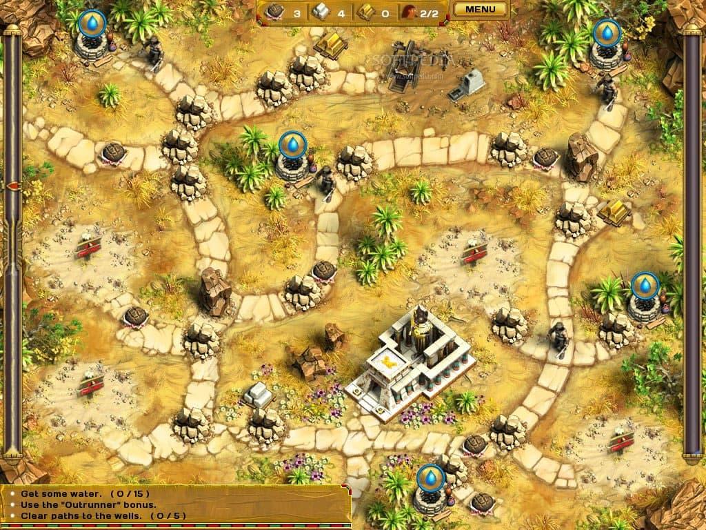 Egypt: Secret of Five Gods Screenshot 2