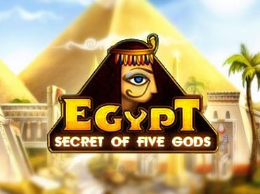 Egypt: Secret of Five Gods Free Game