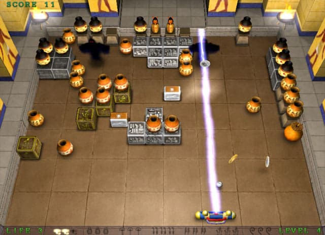 Egyptoball Free PC Game Screenshot