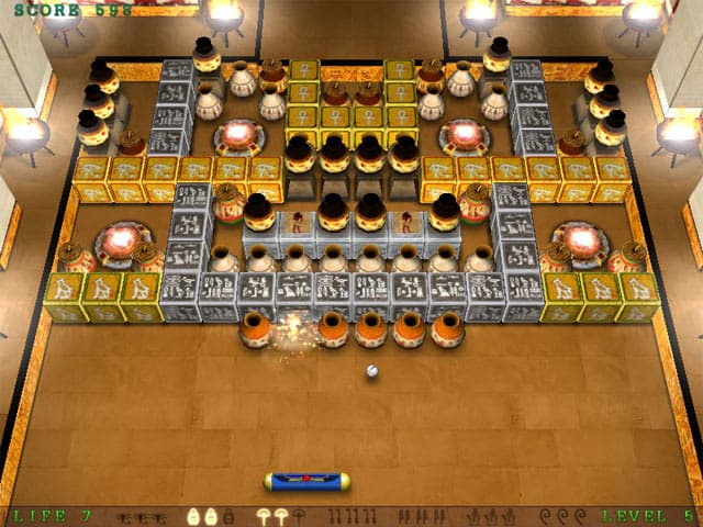 Egyptoball Screenshot 2