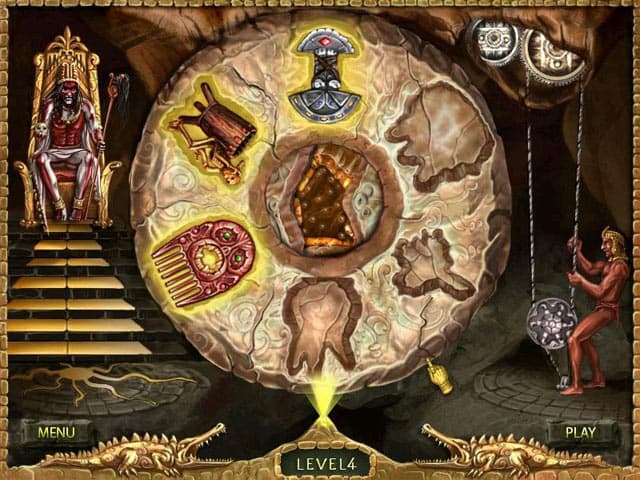 Eldorado Puzzle Free PC Game Screenshot