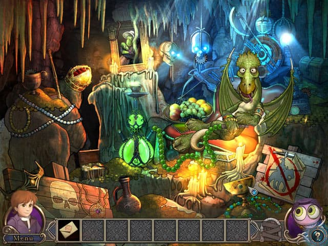 Elementals: The Magic Key Free PC Game Screenshot