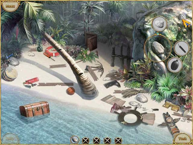 Escape From Lost Island Screenshot 0