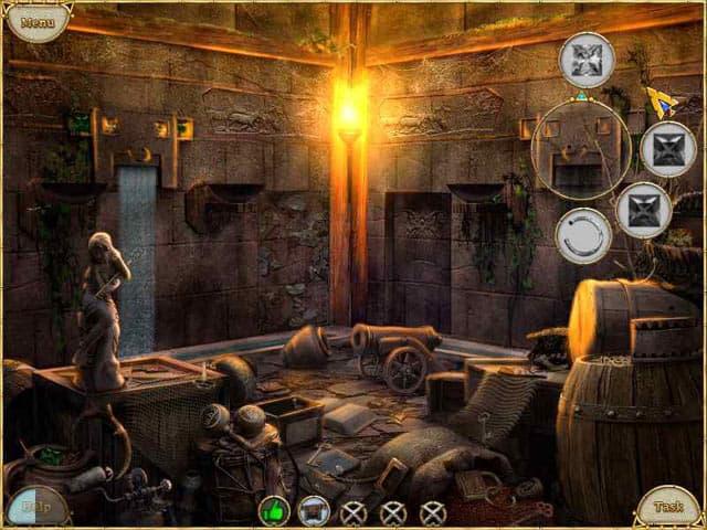 Escape From Lost Island Screenshot 1
