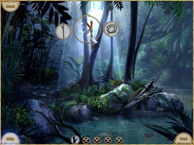 Escape From Lost Island Screenshot 2