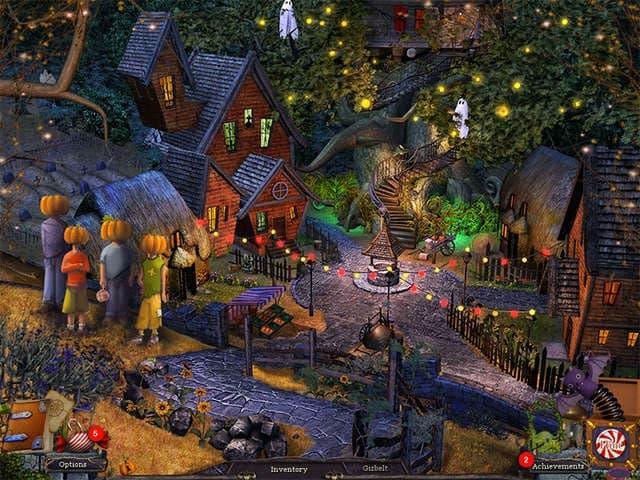 Evil Pumpkin: The Lost Halloween Screenshot 1