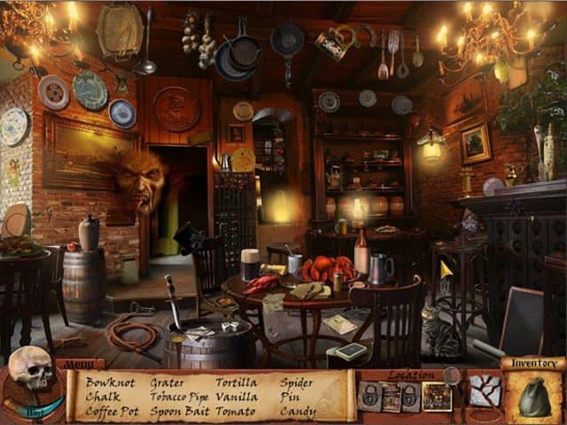 Exorcist Free PC Game Screenshot