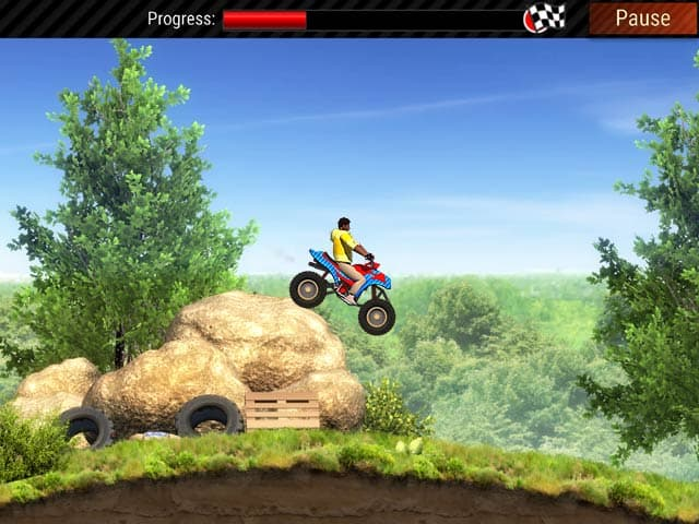 Click to view Extreme ATV Trials 1.0 screenshot