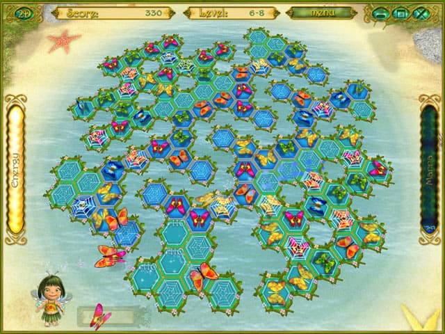Fairy Puzzle Free PC Game Screenshot