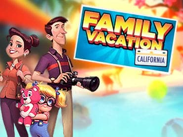Family Vacation: California Free Game
