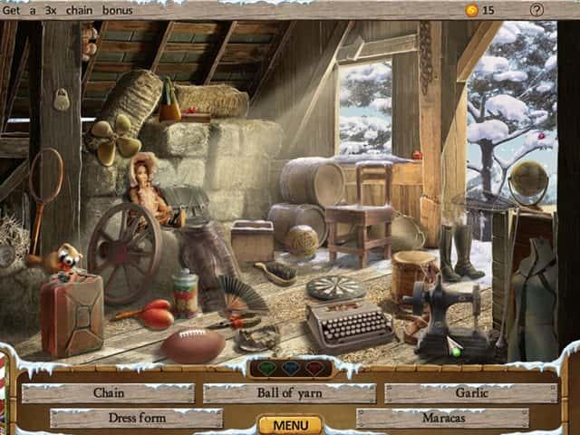 Farmington Tales 2: Winter Crop Screenshot 1