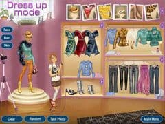 Fashion Show Dress Up Screenshot
