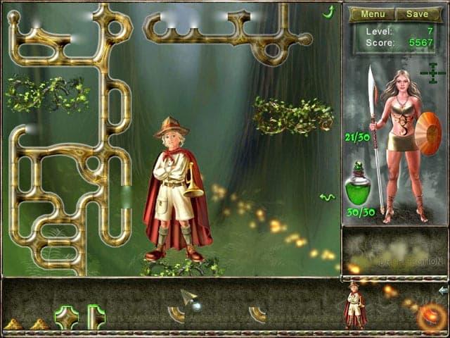 Fiber Twig 2: Restoration of Magic Garden Screenshot 1