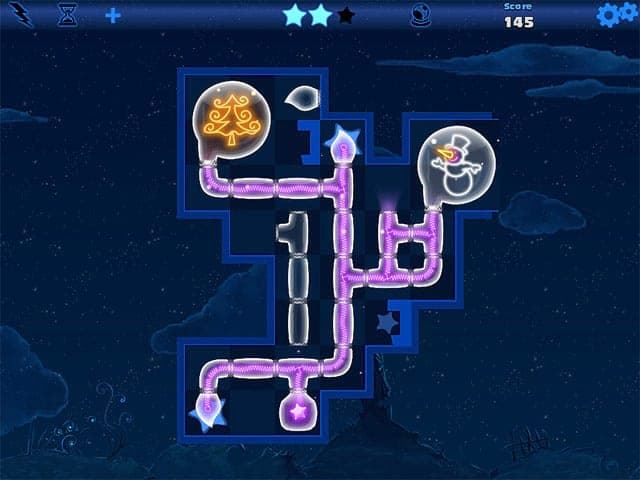 Fiber Twig: Midnight Puzzle Screenshot 2