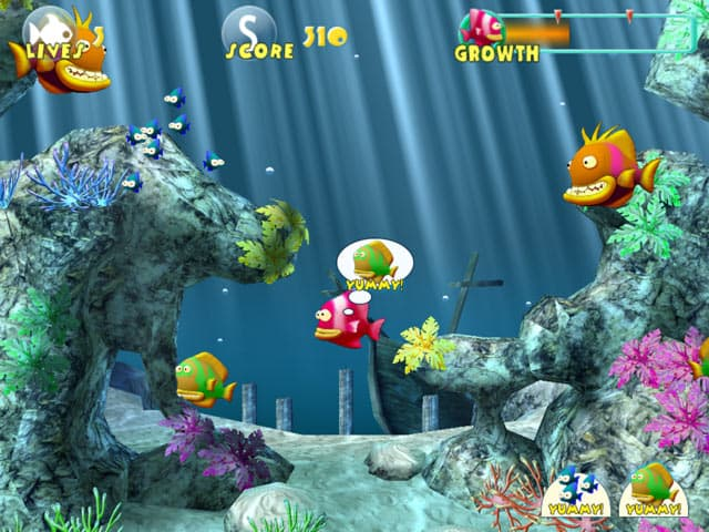 Fish Tales Free PC Game Screenshot