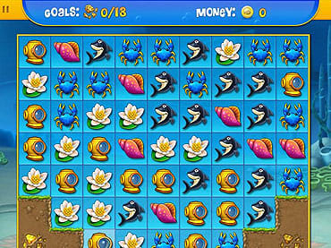 Fishdom: Depths of Time Free Games
