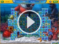 Fishdom Frosty Splash Screenshot