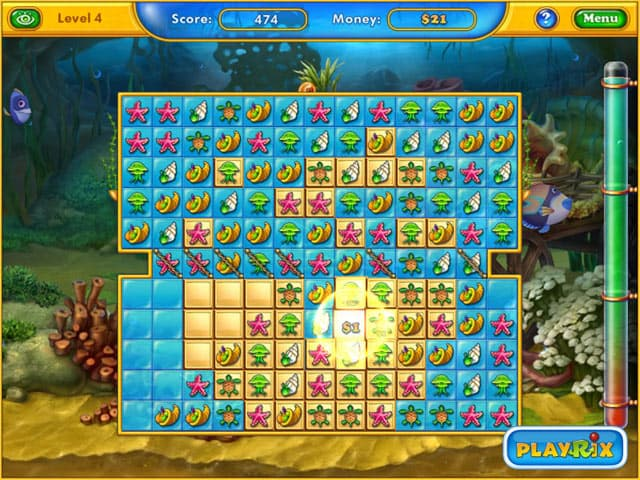 b2 Fishdom Harvest Splash Free Full Version PC Game