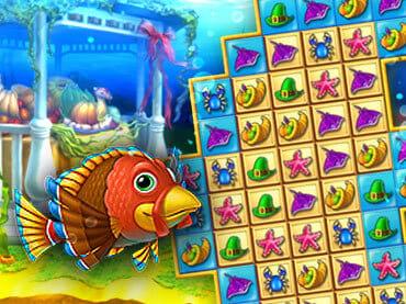 Fishdom Harvest Splash Free Game