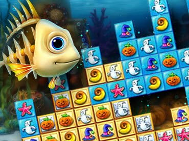 Fishdom: Spooky Splash Free Game