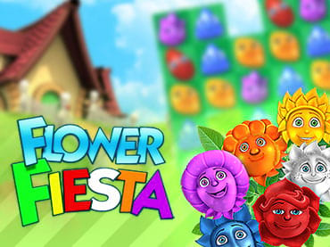 Flower Fiesta Полная Игра