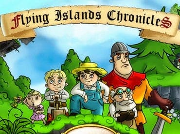 Flying Islands Chronicles Free Game