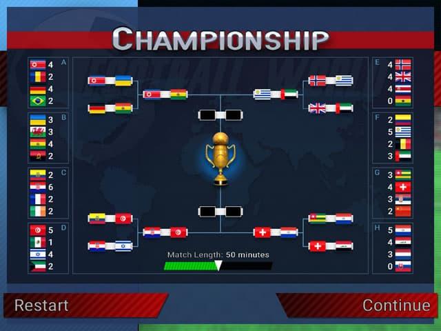 Football World Screenshot 1