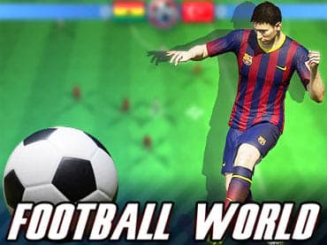 Football World Полная Игра