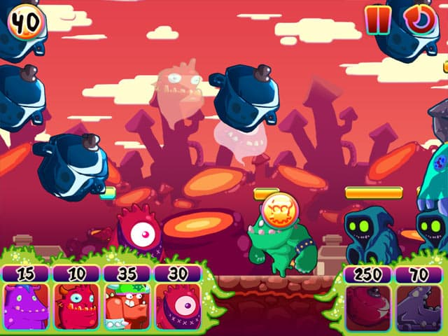 Funny Hell Free PC Game Screenshot