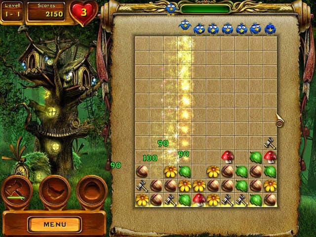Gallic Puzzle Free PC Game Screenshot