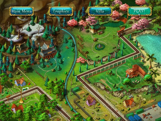 Gardens Inc Free PC Game Screenshot